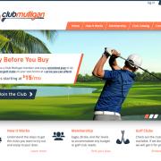 Club Mulligan Website