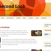 Second Look Consignments Website