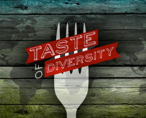 Taste of Diversity logo
