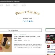 Bean's Kitchen - Learn to Cook