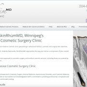 Non-Invasive Cosmetic Clinic in Winnipeg | SkinRhumMD