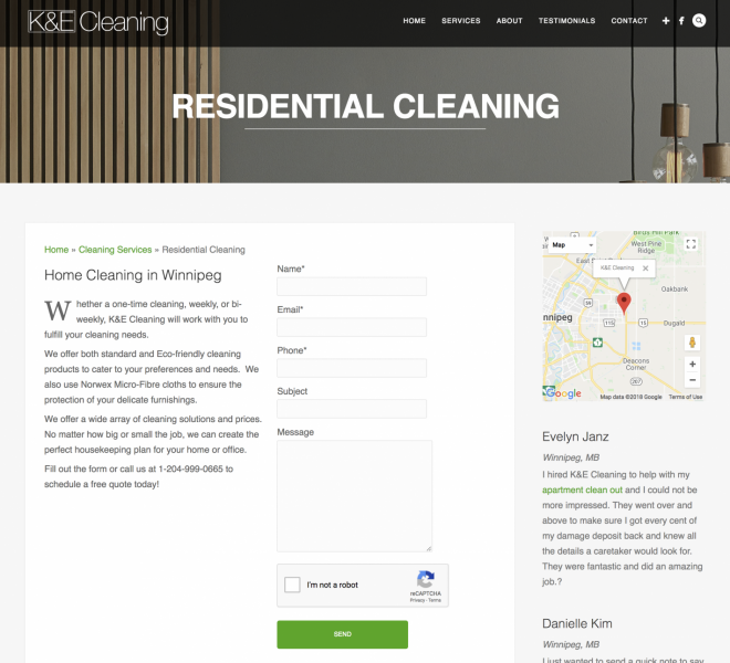 K&E Cleaning